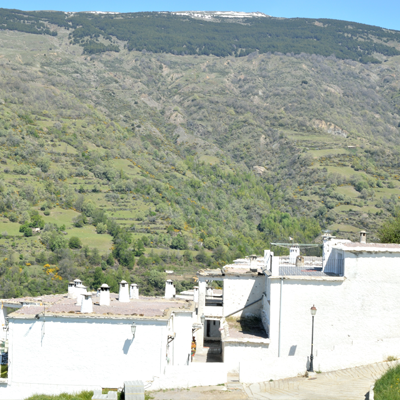 turismo rural en la alpujarra ruta poqueira