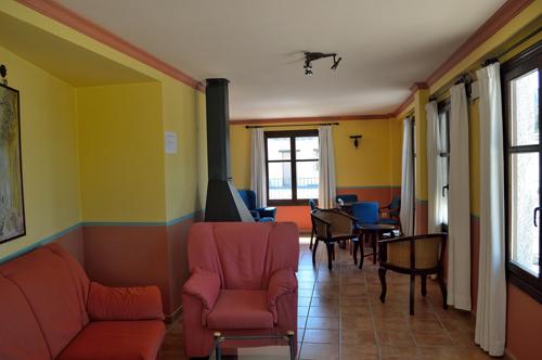 Hotel En Capileira Salon
