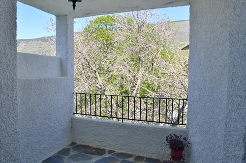 Terraza Habitacion Hotel En Capileira
