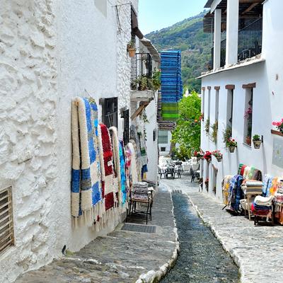 turismo rural en la alpujarra pampaneira