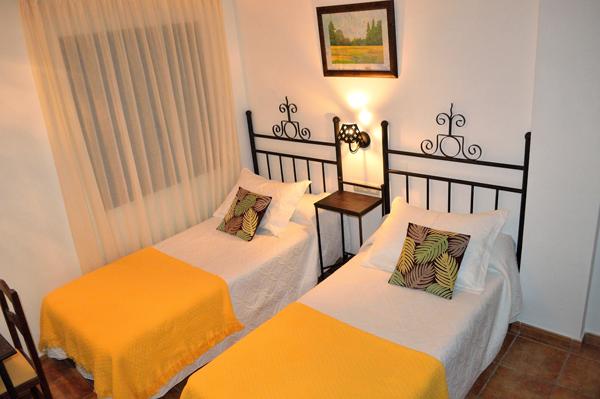 habiotacion hotel en capileiraalfajia de antonio