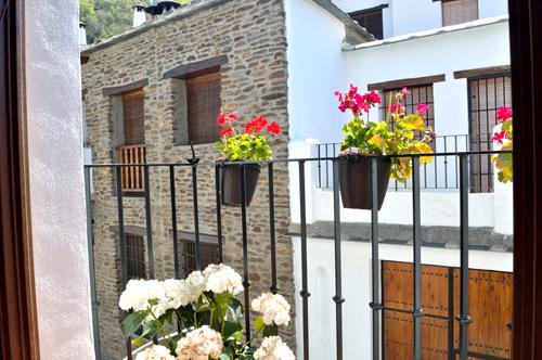 Hotel En Capileira Ventana