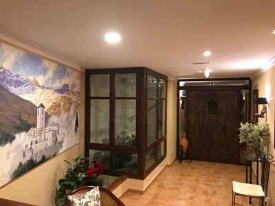 Nuevas Instalaciones Hotel En La Alpujarra
