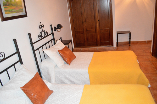 Habitacion Doble 2 Alfajia Hotel En Capileira