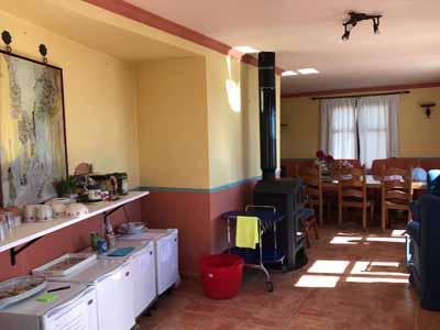 servicios nuevos hotel en alpujarra granada