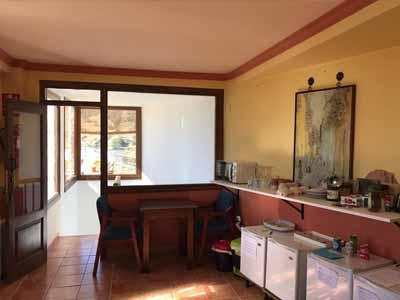 Hotel En Capileira Instalaciones