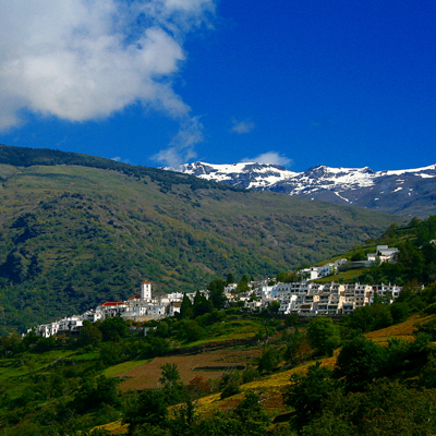 turismo rural en la alpujarra pueblos bubion
