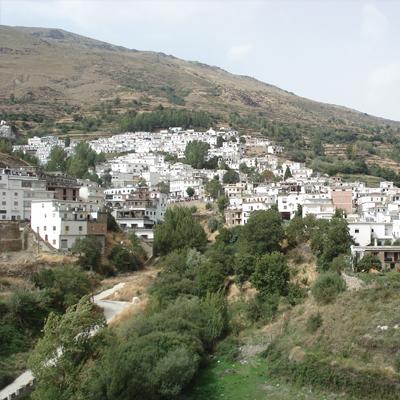 turismo rural en la alpujarra trevelez