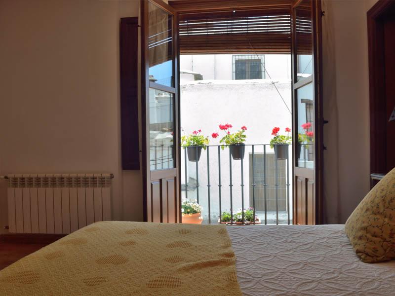 Habitacion SUPERIOR Hotel En CAPILEIRA 1