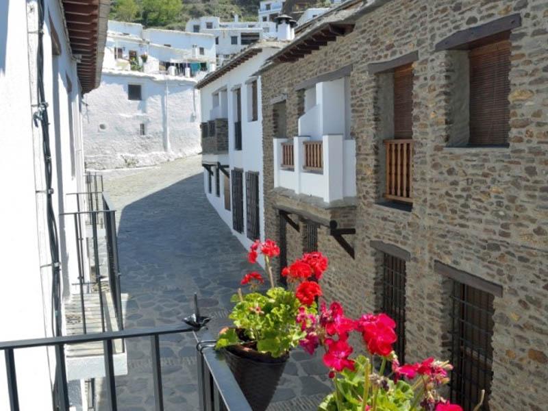 Habitacion SUPERIOR Hotel En CAPILEIRA 3