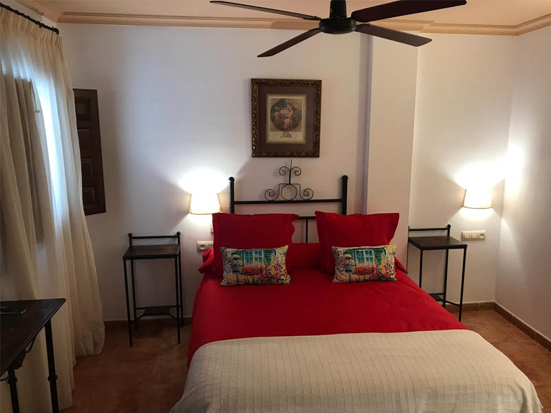 Habitacion Doble Hotel En Capilaira