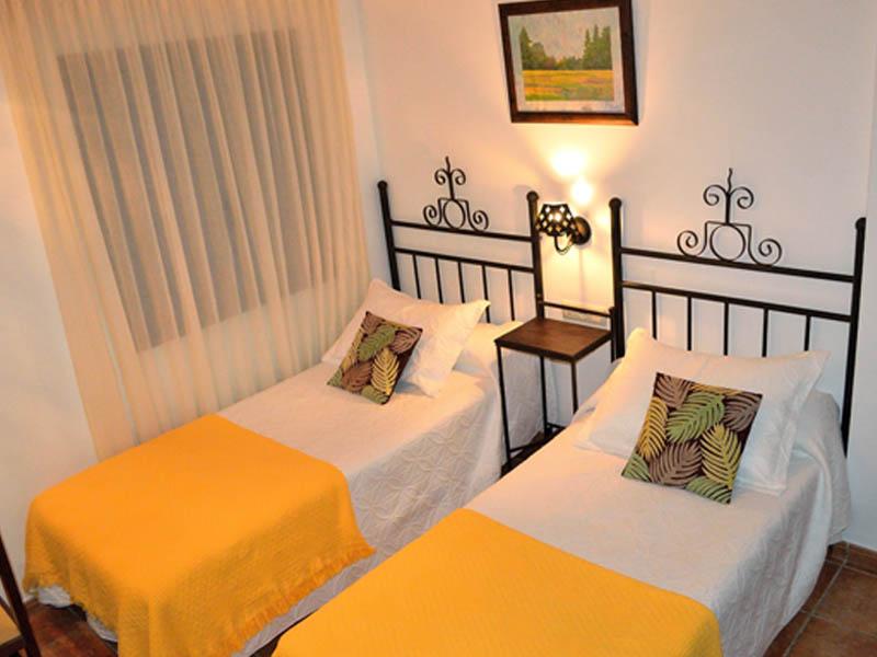 Habitacion Doble Hotel En Capileira 6