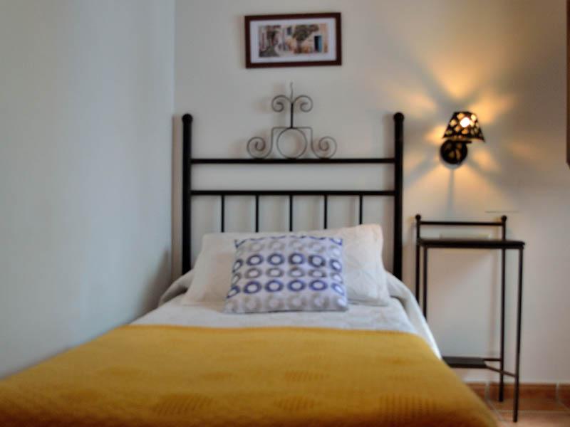 Habitaciones Individuales Hotel En La Alpujarra 1