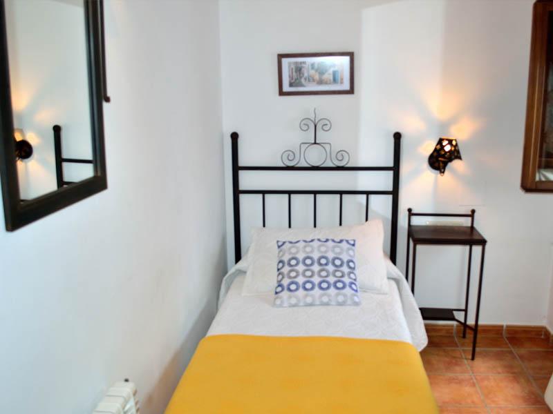 Habitaciones Individuales Hotel En La Alpujarra 2