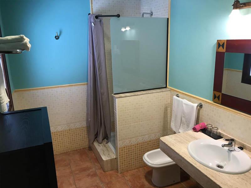 Habitaciones Superiores Con Terraza Hotel En La Alpujarra 2