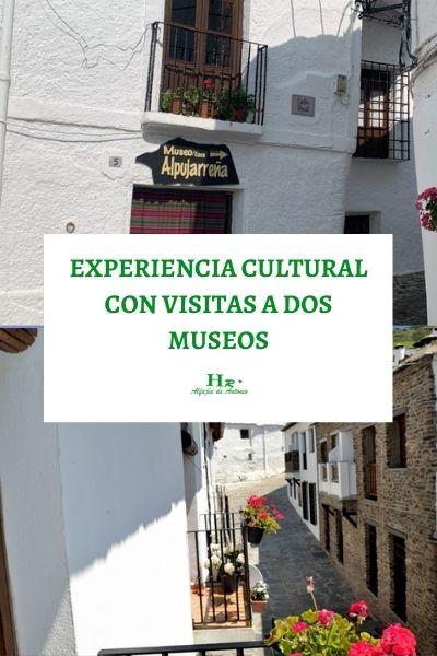 Experiencia Cultural Con Visita A Dos Museos En La Alpujarra