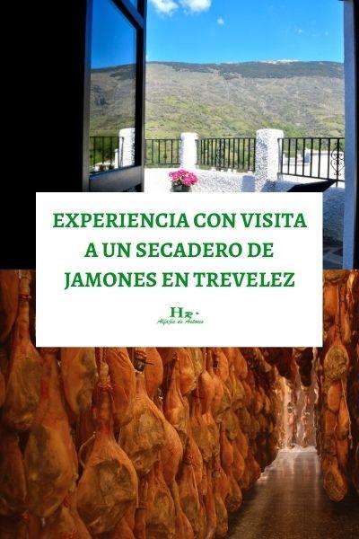 Experiencia Con Visita A Un Secadero De Jamones En Trevelez